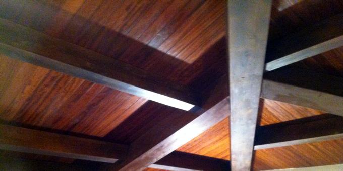 THERMOCHIP IROKO (TIrH) en el techo de una vivienda en Valencia