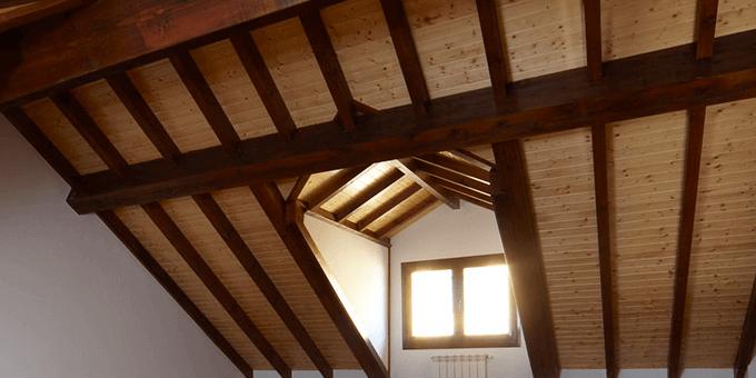 Thermochip by cupa group c mo mejorar los techos bajos for Acabados de techos de casas