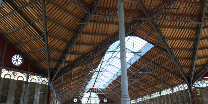 THERMOCHIP Mercat de Sant Antoni