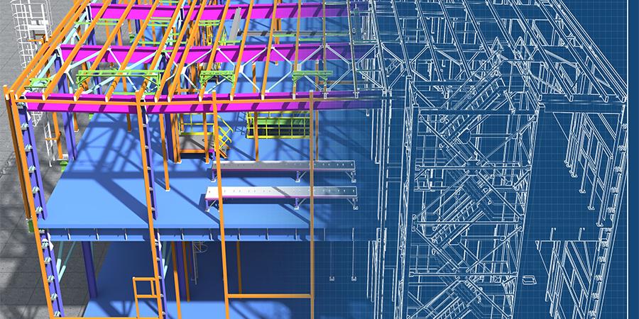 Sistema integral industrializado modular